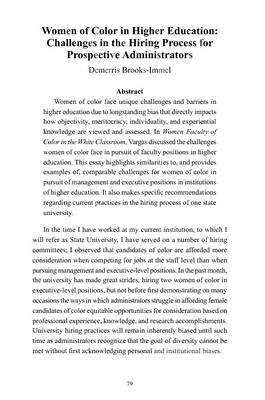 an attack on higher education essay Education this essay education and other and higher education--like the vote--was the ethnic and racial groups attack bias in traditional accounts.