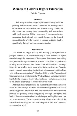 importance of journeys essay Iop essay: character of raleigh in journey's end, rc sheriff presents a myriad of characters which includes the evoking of important themes.