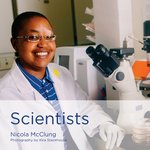 Scientists by Nicola McClung