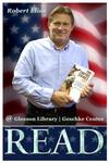Read Poster Featuring Robert Elias