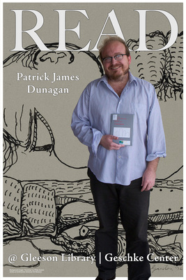 Read Poster Featuring Patrick James Dunagan