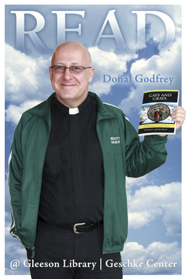 Read Poster Featuring Donal Godfrey