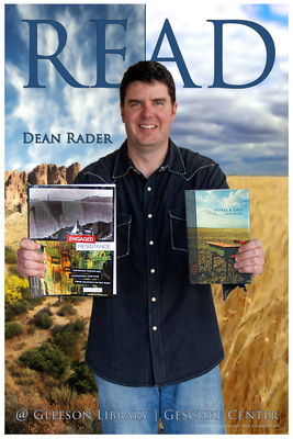 Read Poster Featuring Dean Rader