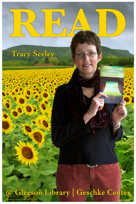 Read Poster Featuring Tracy Seeley