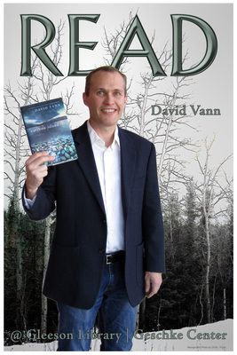 Read Poster Featuring David Vann