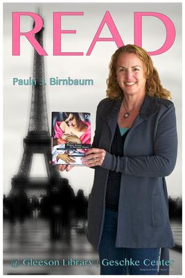 Read Poster Featuring Paula J. Birnbaum