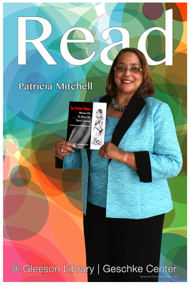 Read Poster Featuring Patricia Mitchell
