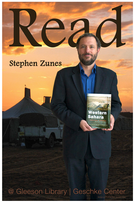 Read Poster Featuring Stephen Zunes