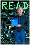 Read Poster Featuring Peter Pacheco