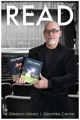 Read Poster Featuring Roberto Gutierrez Varea