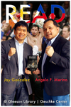 Read Poster Featuring Jay Gonzalez and Angelo F. Merino