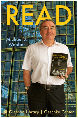 Read Poster Featuring Michael J. Webber