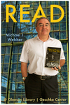 Read Poster Featuring Michael J. Webber