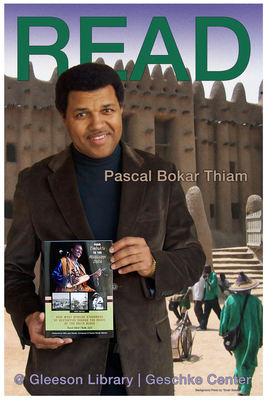 Read Poster Featuring Pascal Bokar Thiam
