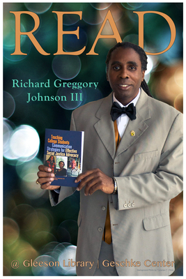 Read Poster Featuring Richard Gregory Johnson III