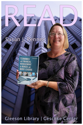Read Poster Featuring Susan J. Penner