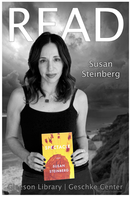 Read Poster Featuring Susan Steinberg
