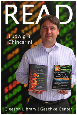 Read Poster Featuring Ludwig B. Chincarini