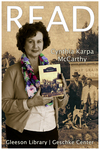 Read Poster Featuring Cynthia Karpa McCarthy
