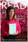 Read Poster Featuring Jenifer K. Wofford