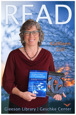 Read Poster Featuring Kathleen Coll