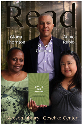 Read Poster Featuring Gloria Thornton, Shawn Calhoun, and Aouie Rubio