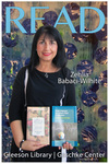 Read Poster Featuring Zehila Babaci-White