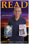 Read Poster Featuring Julio Moreno