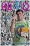 Read Poster Featuring Elliot Neaman